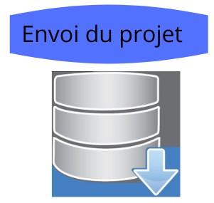 envoi projet